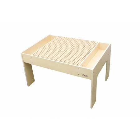Drewniany Stół Edukacyjny  MASTERKIDZ