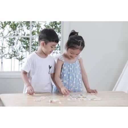 Gra Edukacyjna Układanka  Sortuj Zmysły Viga Toys