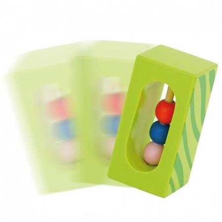 Zestaw Drewniane Klocki Dźwiękowe  12 Elementów Viga Toys