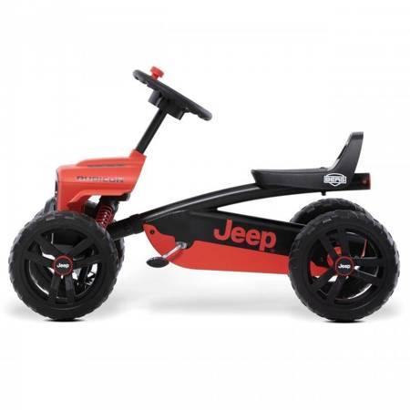 BERG Gokart na Pedały Buzzy Jeep Rubicon 2-5 lat do 30 kg