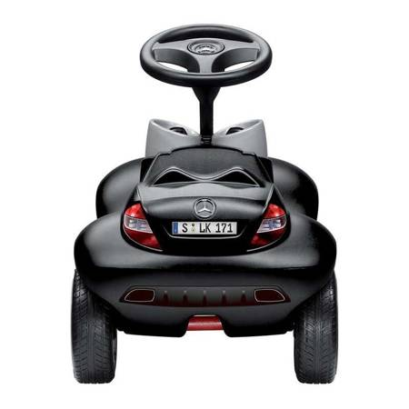 BIG Jeździk Pchacz Bobby Car Mercedes Benz SLK