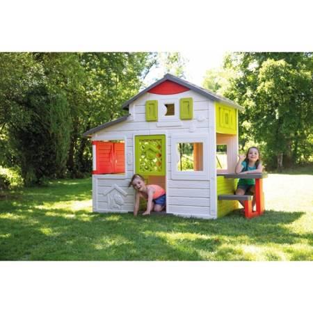 Domek Ogrodowy Neo Friends Kuchnia i Akcesoria + Stolik