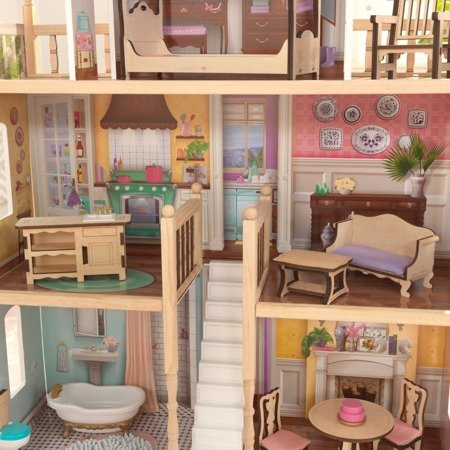 Domek dla lalek Charlotte KidKraft 65956