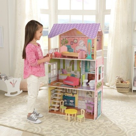 Domek dla lalek KidKraft Poppy 65959