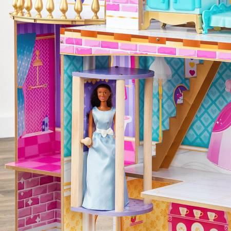 Domek dla lalek  Zamek Księżniczki Światło i Dźwięk Kidkraft 20051