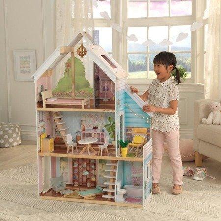 Domek dla lalek Zoey KidKraft Światło i Dźwięk  65960