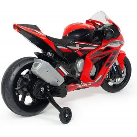 INJUSA Motor Honda Ścigacz Na Akumulator 12V Pompowane Koła