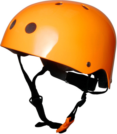 Kask Kiddimoto ® Neon Orange   KMH036