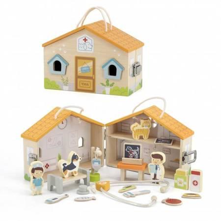 Klinika dla Zwierząt  Szpital Weterynarz Viga Toys