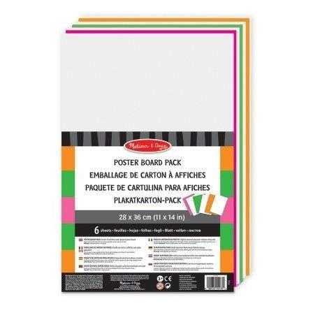 Kolorowe Arkusze Papier  Melissa and Doug 14173 DSC