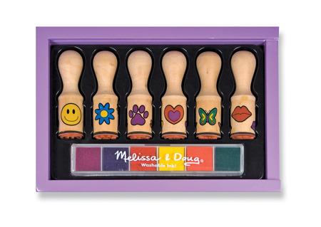 Kolorowe Pieczątki  Melissa and Doug 12407