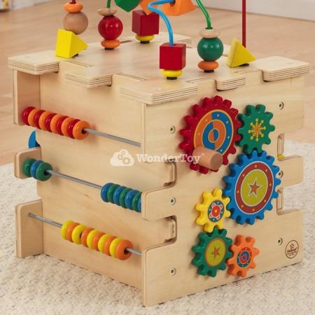 Kostka Edukacyjna XXL - Kidkraft Activity Cube 63298
