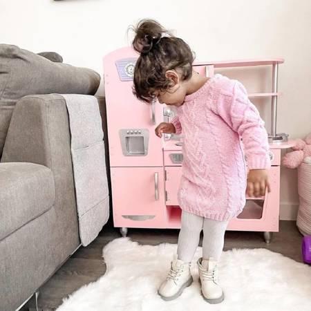 Kuchnia dla dzieci KidKraft Pink Vintage 53179