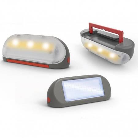 Lampa Solarna do domków ogrodowych Smoby