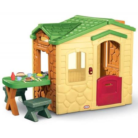 Little Tikes Domek Piknikowy z Patio + Dzwonek