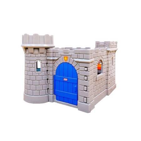 Little Tikes Plac Zabaw Zamek ze Zjeżdżalnią