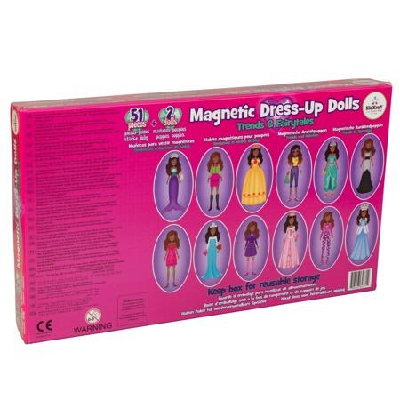 Mega Puzzle magnetyczne Ubieranki Kidkraft 64771