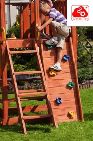 Moduł ścianka wspinaczkowa Step On™  FunGoo ®