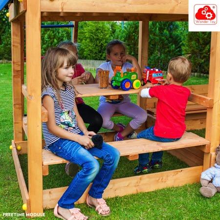 Moduł stolika piknikowego Freetime™  FunGoo ®