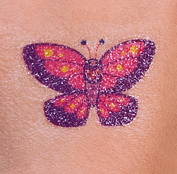 Mój Pierwszy Tatuaż Biżuteria  Melissa and Doug 12194