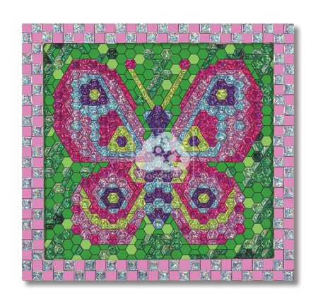 Mozaika Motylek  Melissa and Doug 14293