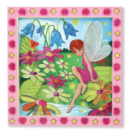 Mozaika Układanka Magiczny Ogród  Melissa and Doug 14299