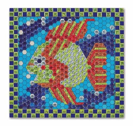 Mozaika Układanka Rybka  Melissa and Doug 14292