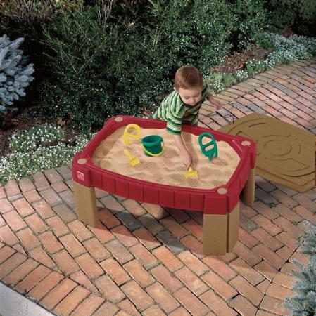 Piaskownica Step 2 ze stołem Naturally Playful Sand Table 759400