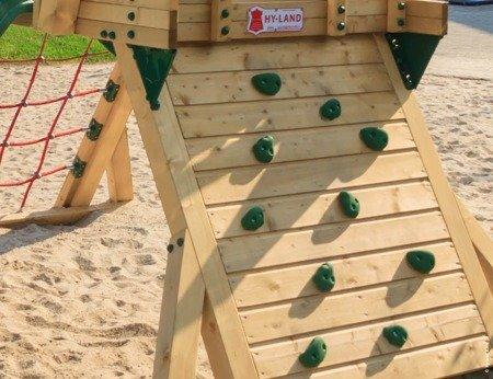 Plac Zabaw Hy-Land Q2S z Huśtawką ® Outdoor Play Equipment