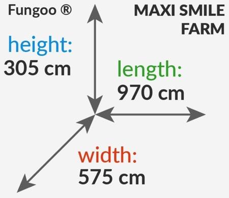 Plac Zabaw Maxi Smile Farm™ FunGoo ®