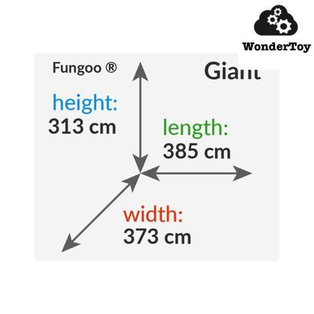 Plac zabaw GIANT ™ FunGoo ®