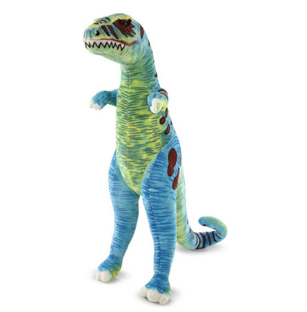 Pluszak Gigantyczny Dinozaur T-Rex Melissa And Doug 18266