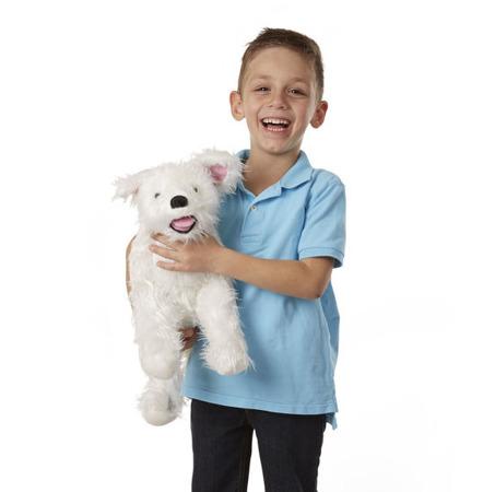 Pluszak Pies West Highland Terrier Melissa and Doug 14872