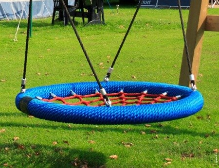 Profesjonalna huśtawka Hy-Land S ® Outdoor Play Equipment