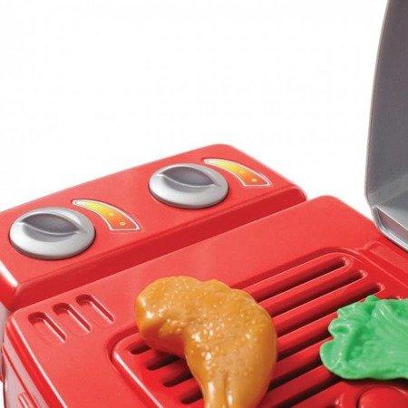 Step2 Mini Grill Światło Dźwięk + Akcesoria