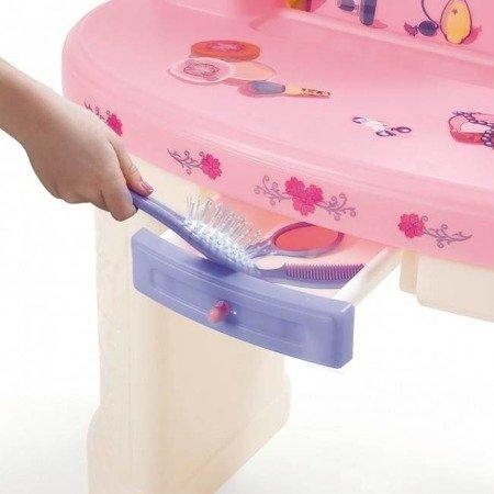 Step2 Studio Fryzjerskie Toaletka + Akcesoria