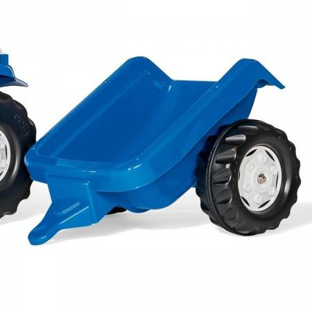Traktor Rolly Toys Kid Landini z przyczepką