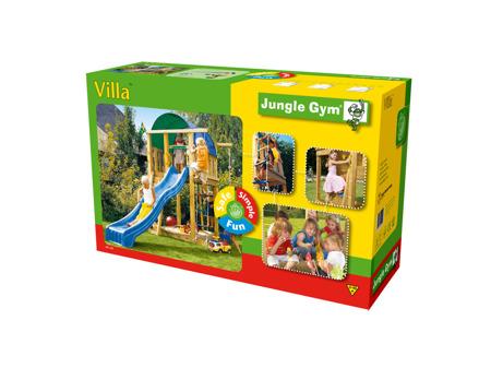 Wieża Zestaw Jungle Villa - Jungle Gym