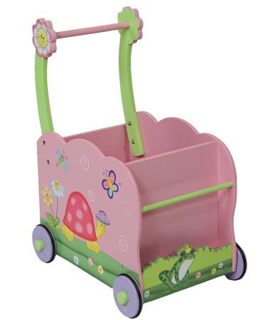 Wózek dla lalek Magic Garden